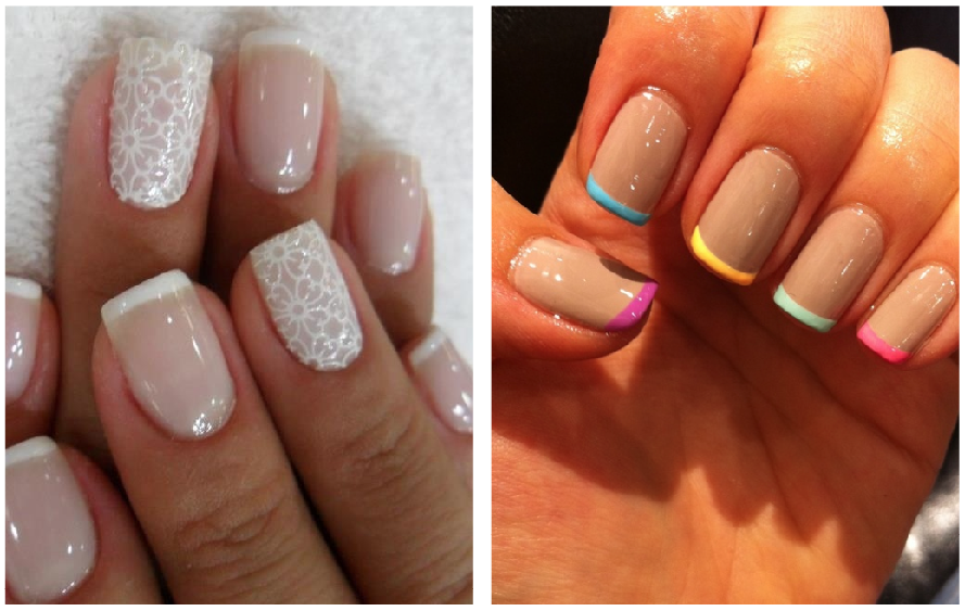 Spring Nail Trends | designer droppings