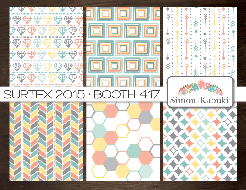 Ready for SURTEX? Introducing Geometric Flair