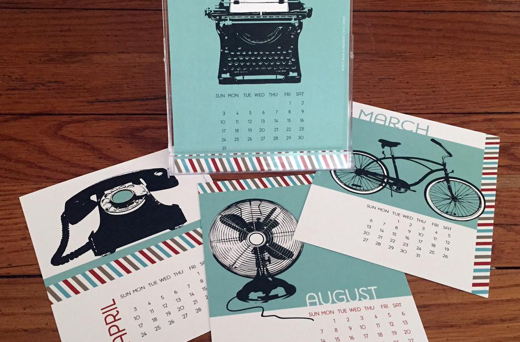 Introducing Simon+Kabuki Calendars
