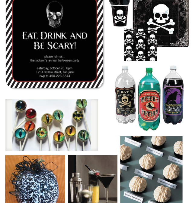 Halloween Party Inspiration!