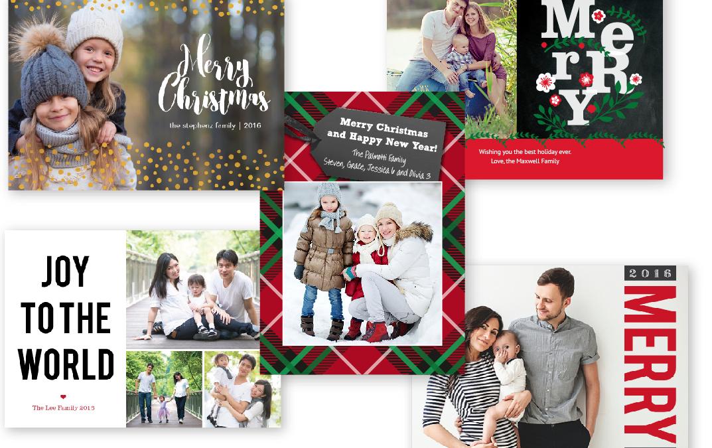 S+K Holiday Cards Sneak Peek
